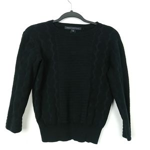 Marc by Marc Jacobs Knit Pattern Sweater Size XS